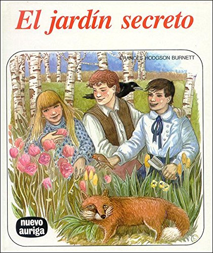 Jardin secreto by hodgson burnett frances abebooks for El jardin secreto torrent