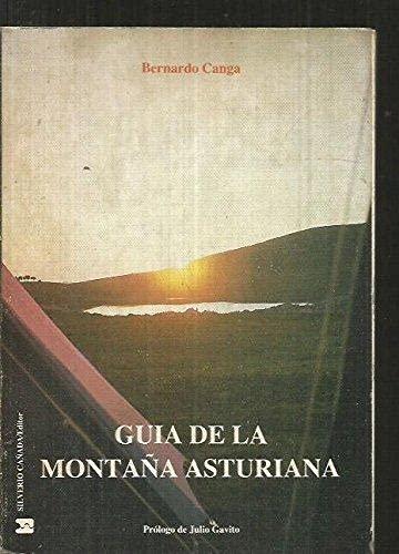 9788472862289: Guia de la montaña asturiana