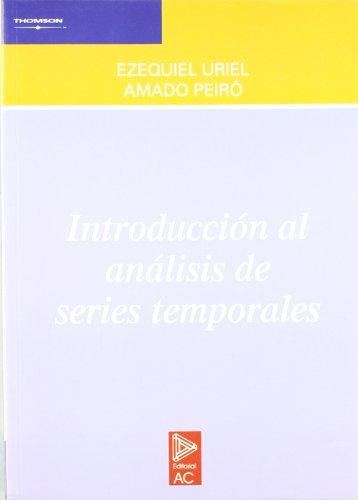 9788472881341: Introducción al análisis de series temporales