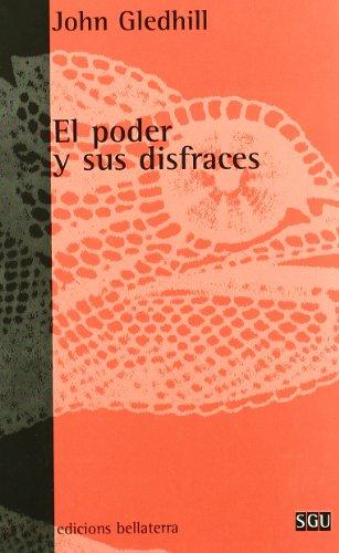 9788472901346: EL PODER Y SUS DISFRACES