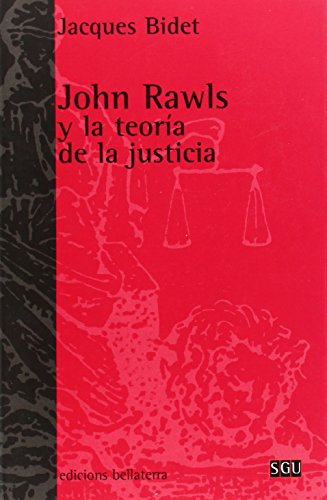 9788472901445: John Rawls y La Teoria de La Justicia (Spanish Edition)