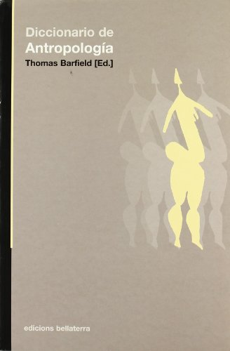 DICCIONARIO DE ANTROPOLOGIA: BARFIELD, T., ED.