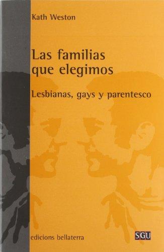 9788472902220: Familias que elegimos (General Universitaria)