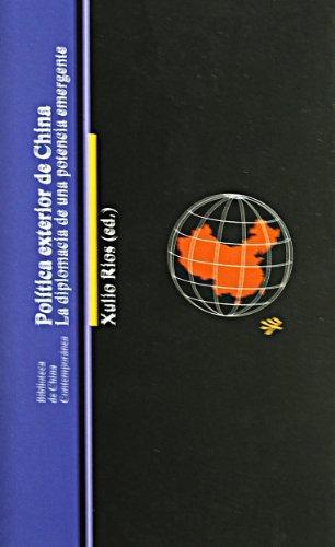 9788472902817: Política exterior de China (Biblioteca De China Contemporanea / Library of Contemporary China)
