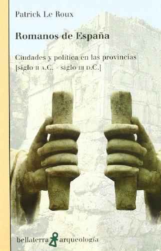 ROMANOS DE ESPAÑA - LE ROUX, PATRICK