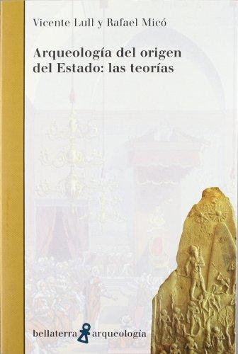 9788472903524: Arqueología del origen del estado (Arqueologia (bellaterra))
