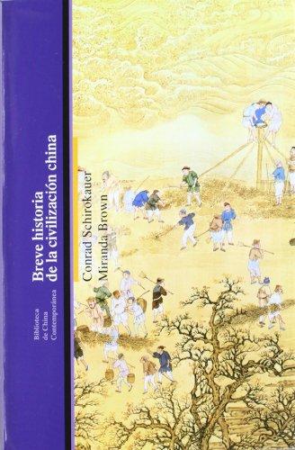9788472905559: Breve historia de la civilización china (Biblioteca China Contempor)