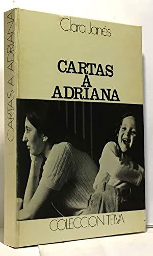 9788472911826: Cartas a Adriana