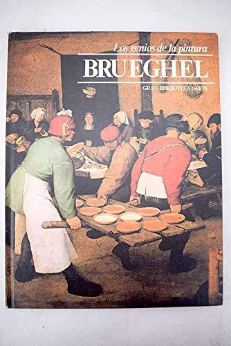 9788472913561: Brueghel