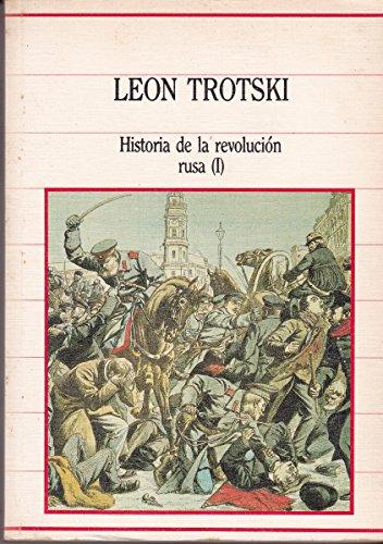 9788472917637: Historia De La Revolucion Rusa I
