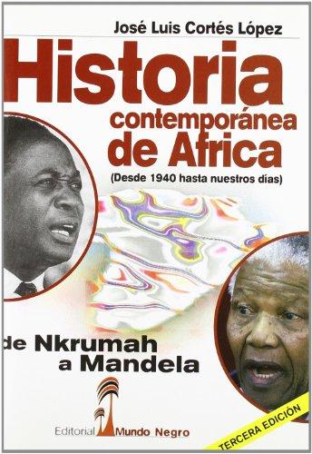 9788472951396: Historia contemporanea de Africa :de nkrumah a mandela