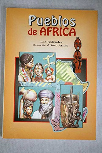 9788472951440: Pueblos de Africa