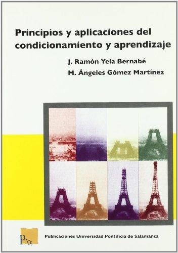 Principios y aplicaciones del conocimiento y aprendizaje: José Ramón Yela - María Angeles Gómez