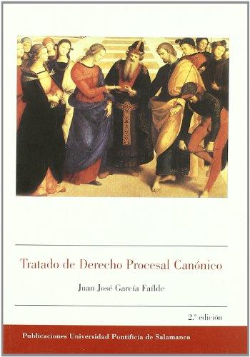 9788472997783: Tratado de Derecho Procesal Canónico (2ª Edición). (Bibliotheca Salmanticensis)