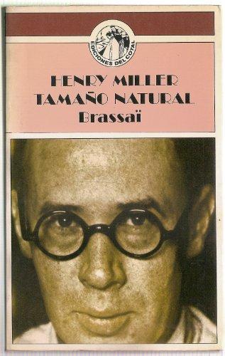 9788473100106: HENRY MILLER TAMAÑO NATURAL.