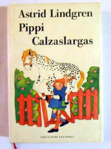9788473190510: Pippi calzaslargas.; tomo 1