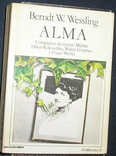 9788473270946: Alma