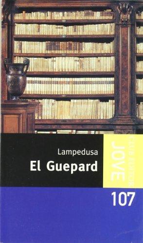 9788473291040: El guepard (Fons Antic)