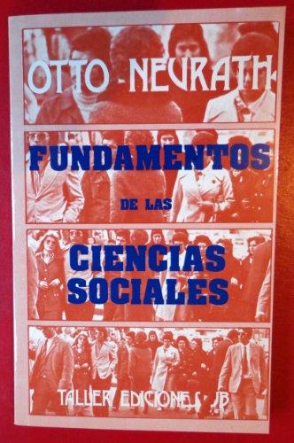 Stock image for Fundamentos de las ciencias sociales for sale by Librería 7 Colores
