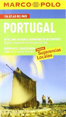 9788473333245: Guia Portugal - con atlas del pais (Marco Polo - Guias)