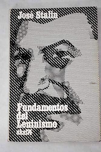 Los fundamentos del leninismo: José Stalin