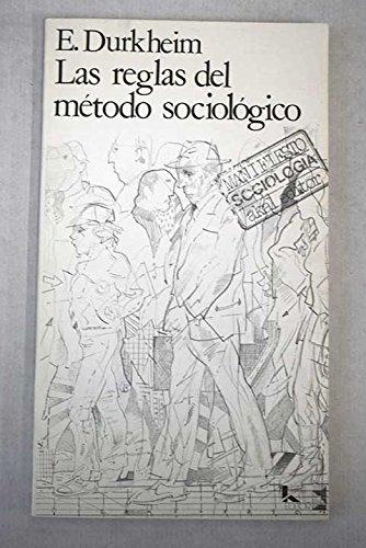 9788473393553: Las reglas del método sociológico