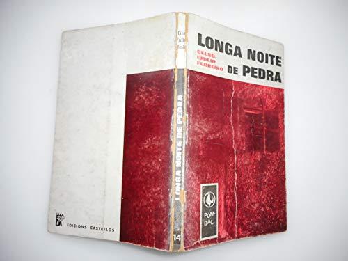 9788473394123: LONGA NOITE DE PEDRA