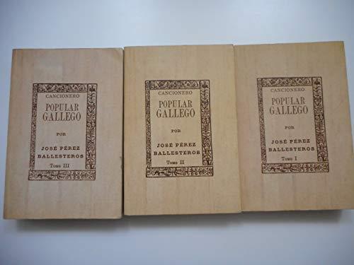 9788473394451: Cancionero popular gallego