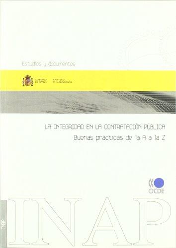 9788473512893: La integridad en la contratación pública (Spanish Edition)