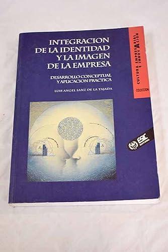 9788473561006: Integracion de La Identidad y La Imaginacion (Spanish Edition)