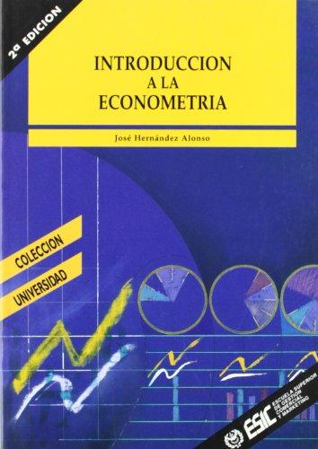9788473561259: Introducción a la econometria (Libros profesionales)