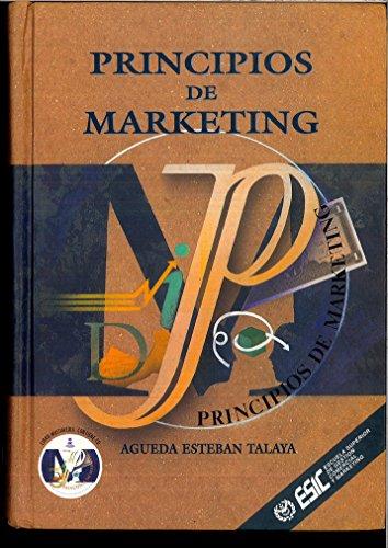 9788473561556: Principios de marketing