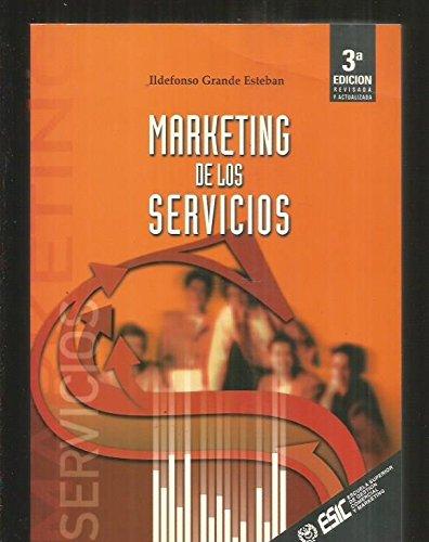 9788473562348: Marketing de Los Servicios - 3b: Edicion (Spanish Edition)