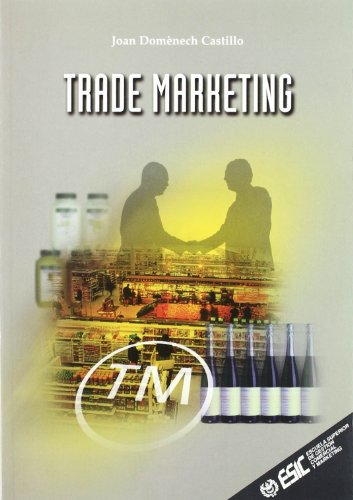 9788473562577: Trade Marketing (Spanish Edition)