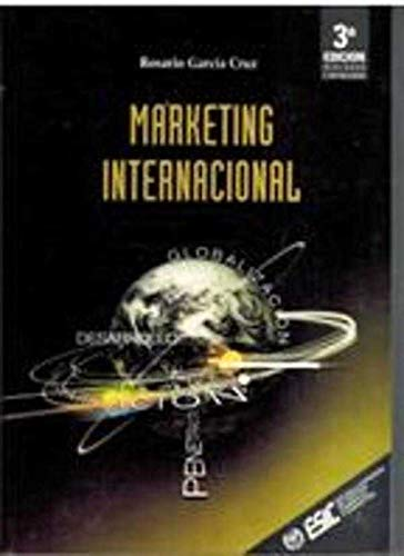 9788473562607: Marketing Internacional - 3b: Edicion (Spanish Edition)