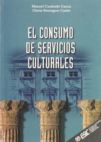 El consumo de servicios naturales (Paperback): Gloria Berenguer Contri,