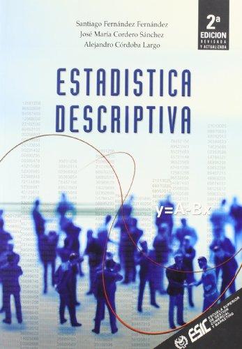 9788473563062: Estadística descriptiva