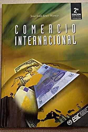 9788473563253: Comercio internacional