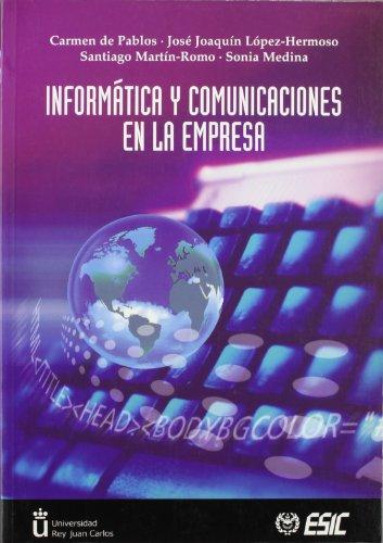 9788473563758: Informática y comunicaciones para la empresa