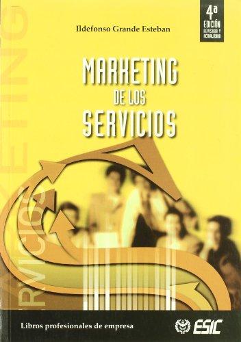 9788473563970: Marketing de los servicios