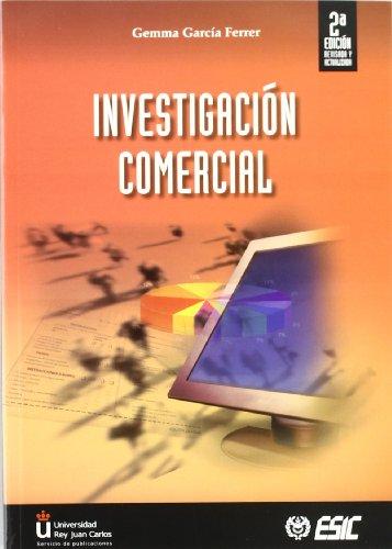 9788473564267: Investigación Comercial (Libros profesionales)