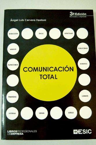 9788473564663: Comunicación Total