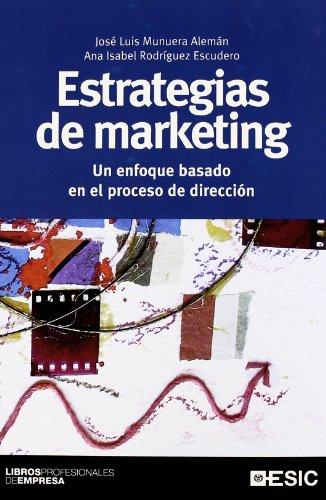 9788473565110: Estrategias de marketing. Un enfoque basado en el proceso de dirección