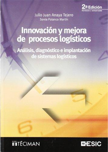 Innovación y mejora de procesos logísticos : Julio Juan Anaya