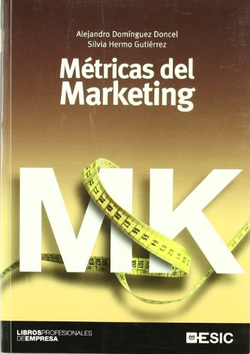 9788473565219: Métricas del Marketing