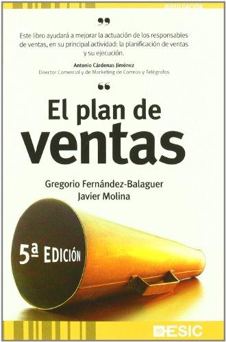 El plan de ventas (Paperback): Javier Molina Acebo,