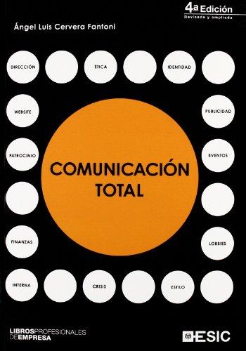 9788473565394: Comunicación total
