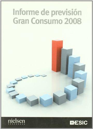Informe de previsión gran consumo 2008 (Paperback): María José Blanco