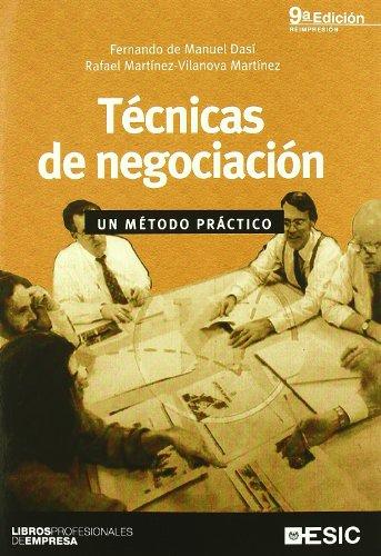 9788473566186: Técnicas de negociación (11ª ed.) (Libros profesionales)