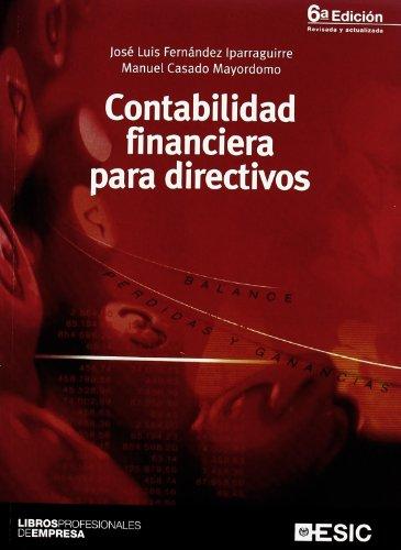 9788473566469: Contabilidad financiera para directivos (Libros profesionales)